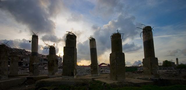 Stonehenge aan de Zeeweg - Marcel Reimer